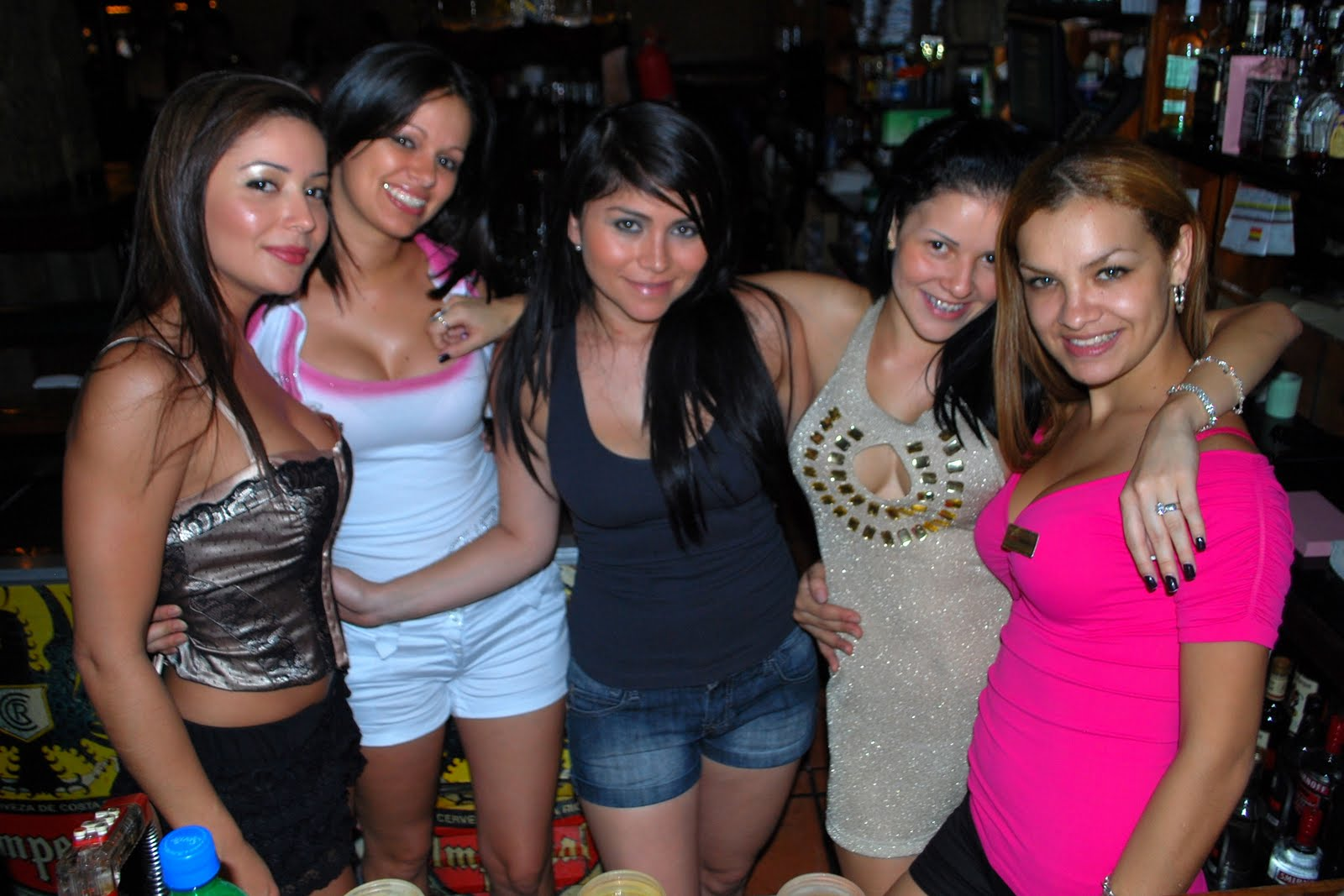 Costa rica ladies of the night