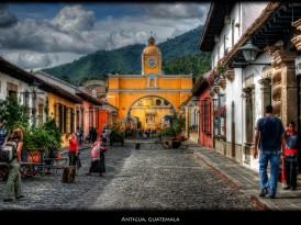 Welcome To Guatemala City, Stories from Guatemala