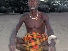 In Search of the Nomads of the Jade Sea, Turkana