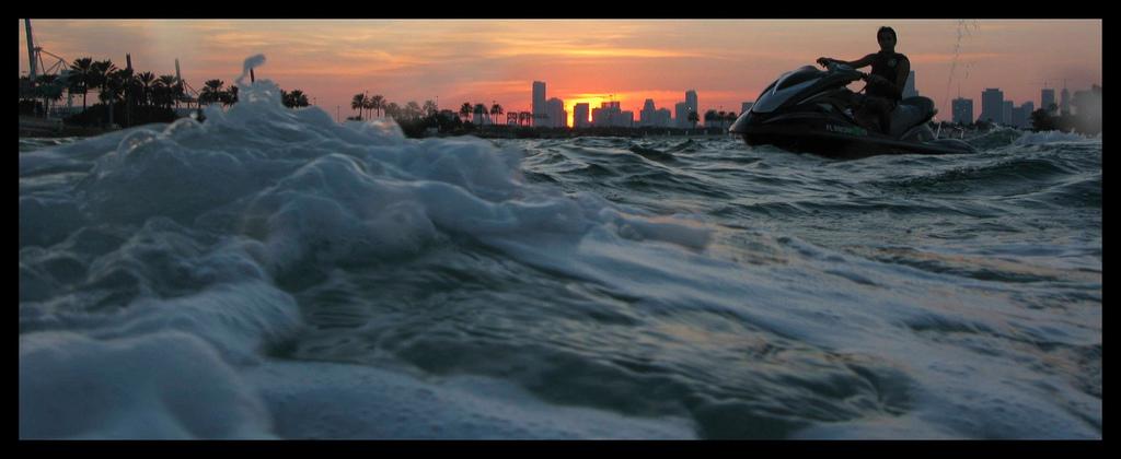 Miami Images, Miami Jetski