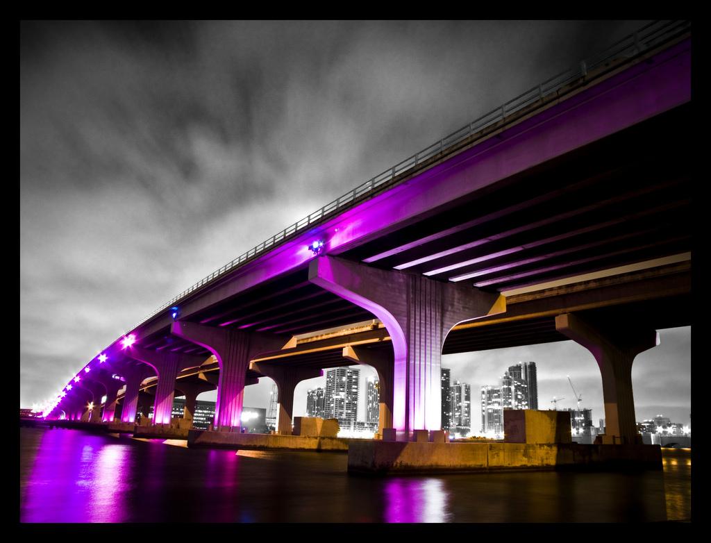 Miami Causeway, Miami Images