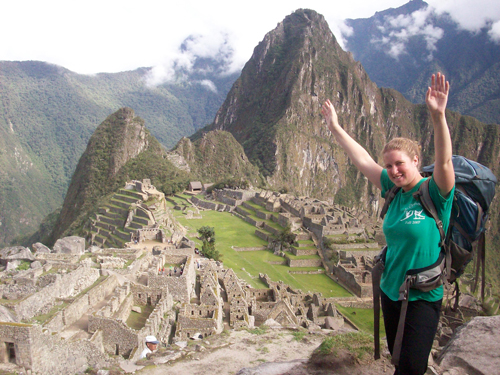The Power of Going it Alone, Cusco, Peru