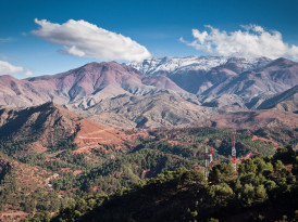 Cappucino – Atlas Mountains Style! Morocco, Africa