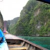 Travel Stories, Kayaking in Lagoon Phi