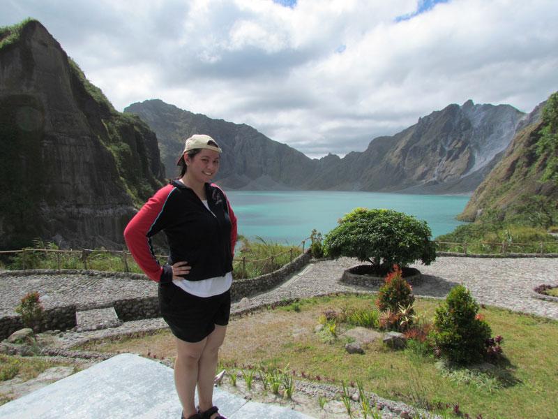 Mt Pinatubo, Phillippines