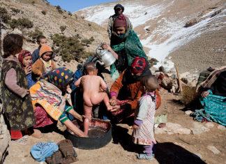 berber customs, morrocco