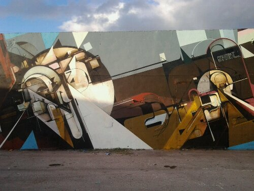 Graffiti, Mural, Wynwood, Design District | Art Basel | Miami