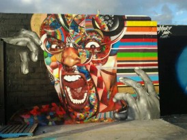 Miami Graffiti | Wynwood Walls | Free Eye Candy During Art Basel 2011