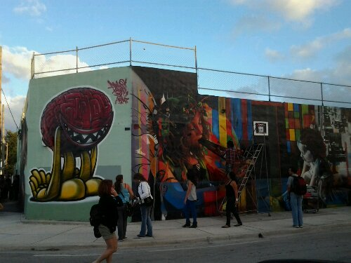 Mural Miami, Miami Design District | Art Basel
