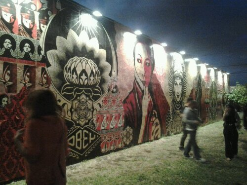 Wynwood Walls, Graffiti, Mural, Wynwood, Design District | Art Basel | Miami