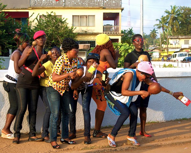 Travel Stories | Kundum Festival, Ghana, Africa