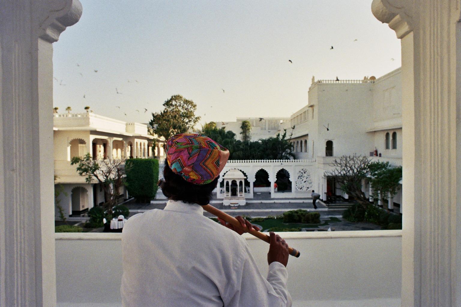 Lake Palace India, Hotel