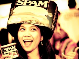 Hawaii + Spam, A Love Affair