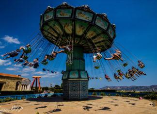 theme park in benidorm spain