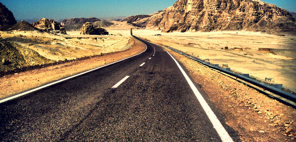 Road to Dahab, Egypt, Travel experience, story