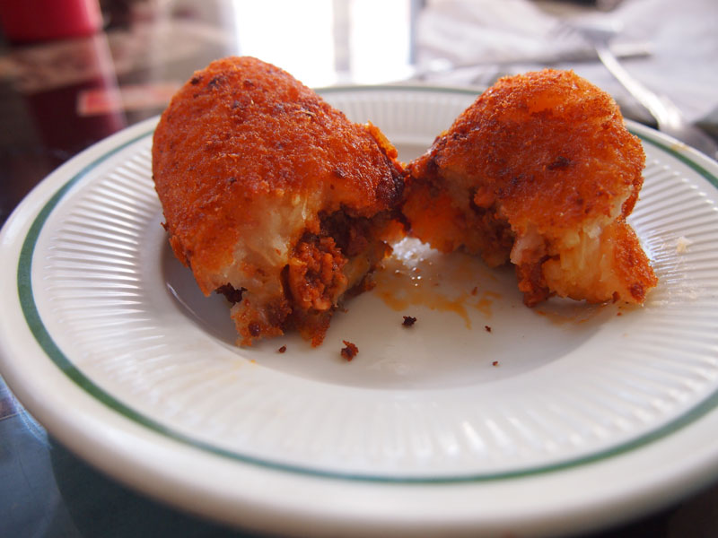 Croqueta, South Beach, Miami Food Tour