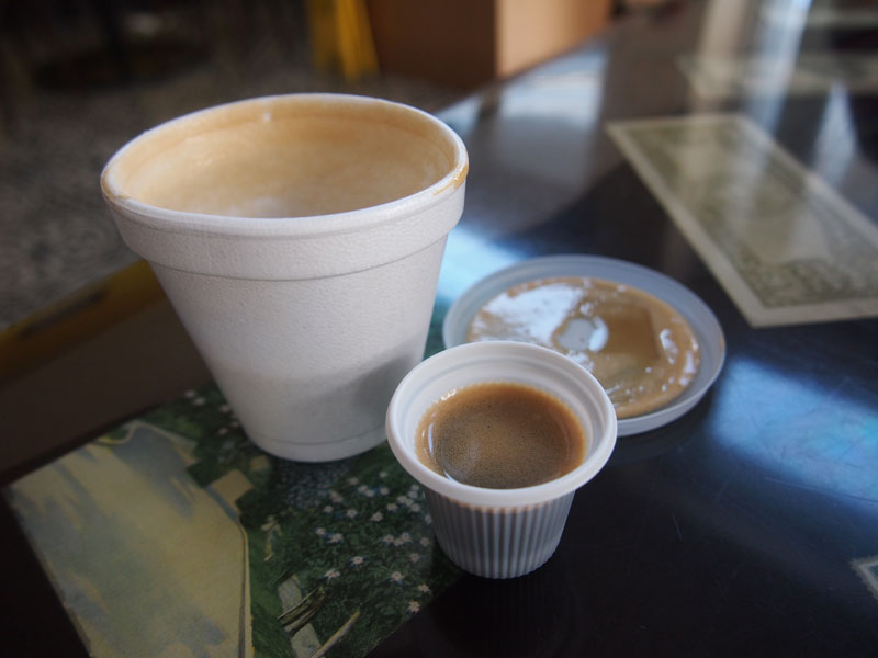 Coffee, Colada, South Beach Food Tour