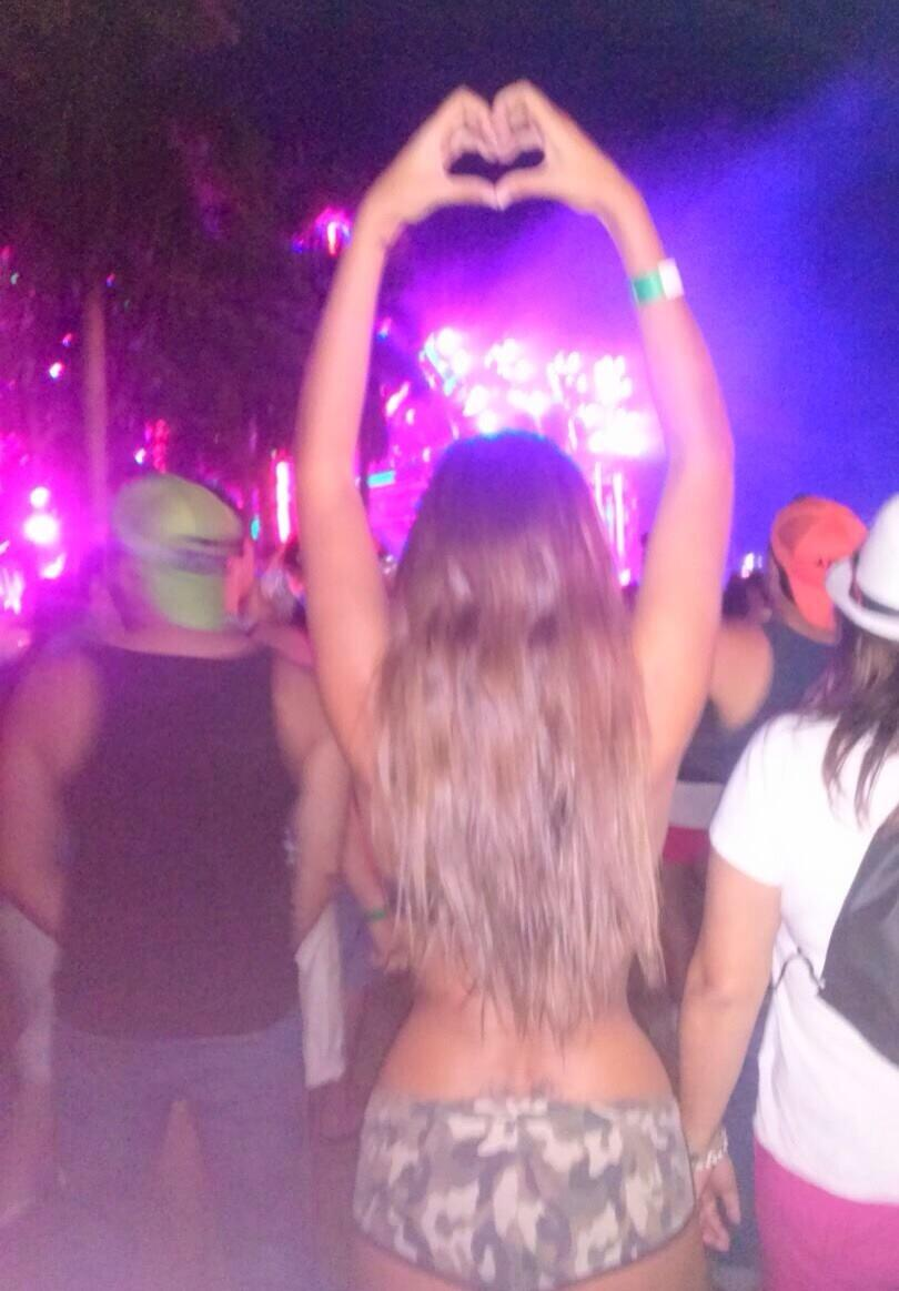 love in ultra miami 2014 girl