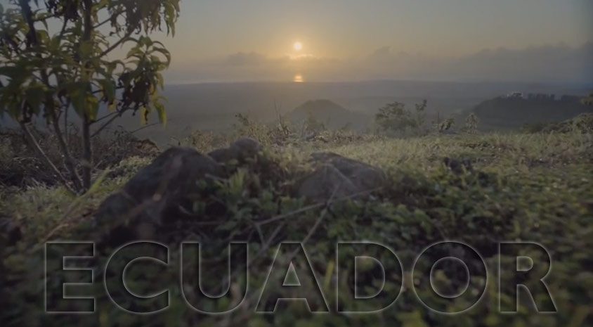 ecuador travel promo video