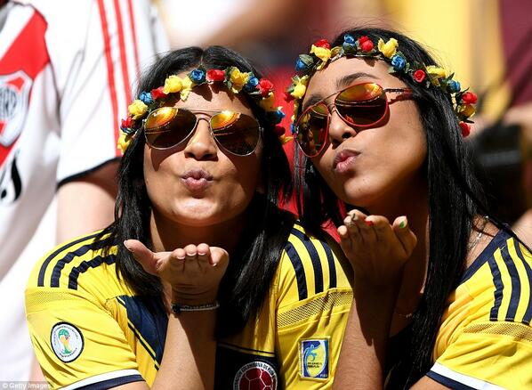 hot girls in world cup 2014, brazil
