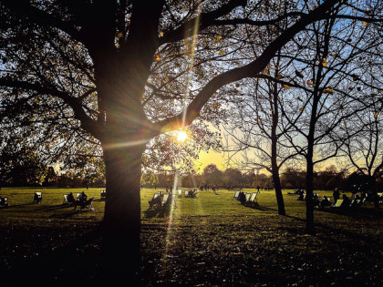 Live in Hyde Park and Escape the Hustle & Bustle of London