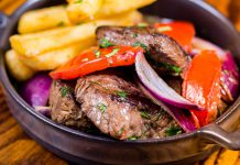 Lomo Saltado Recipe
