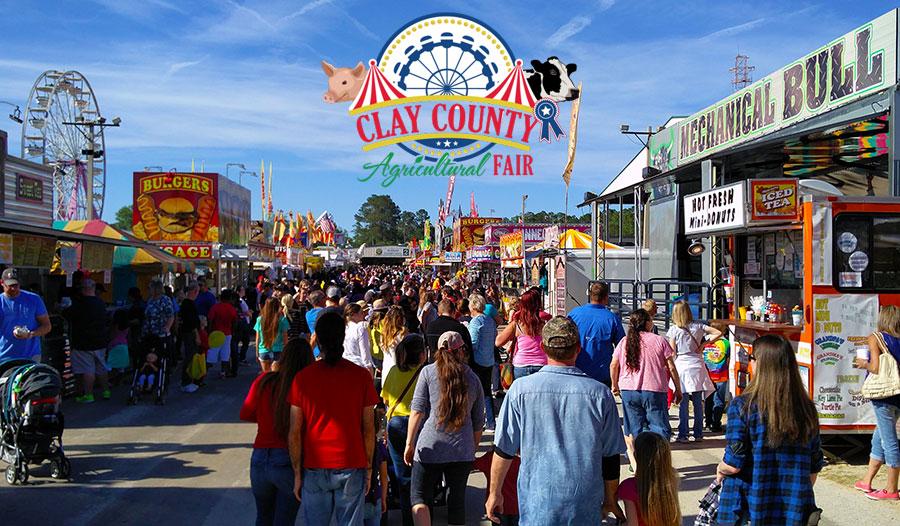 Clay County Fair fair