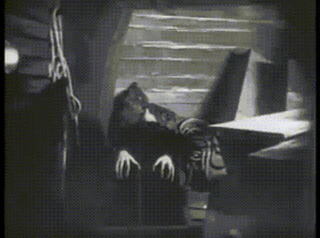 Nosferatu waking up