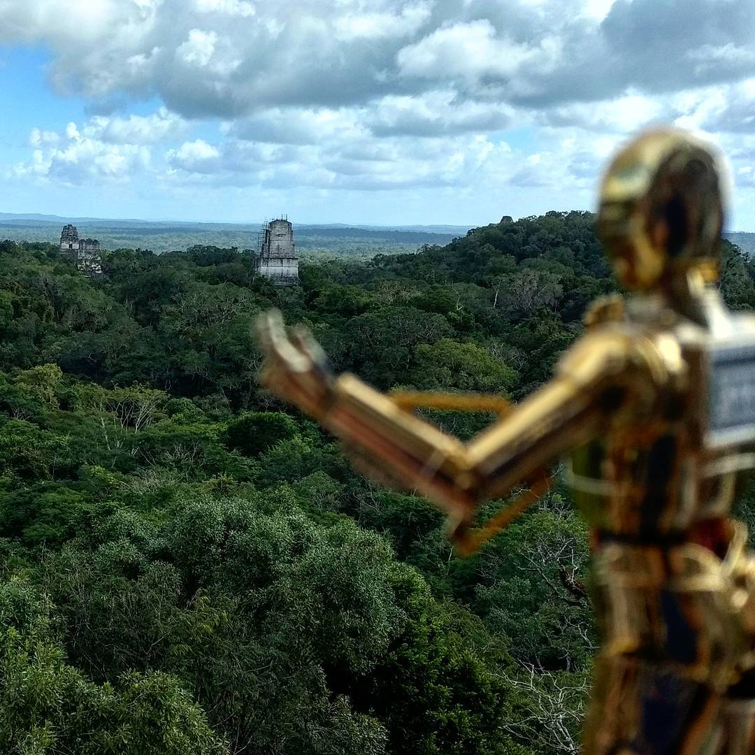 may the fourth be with you in guatemala