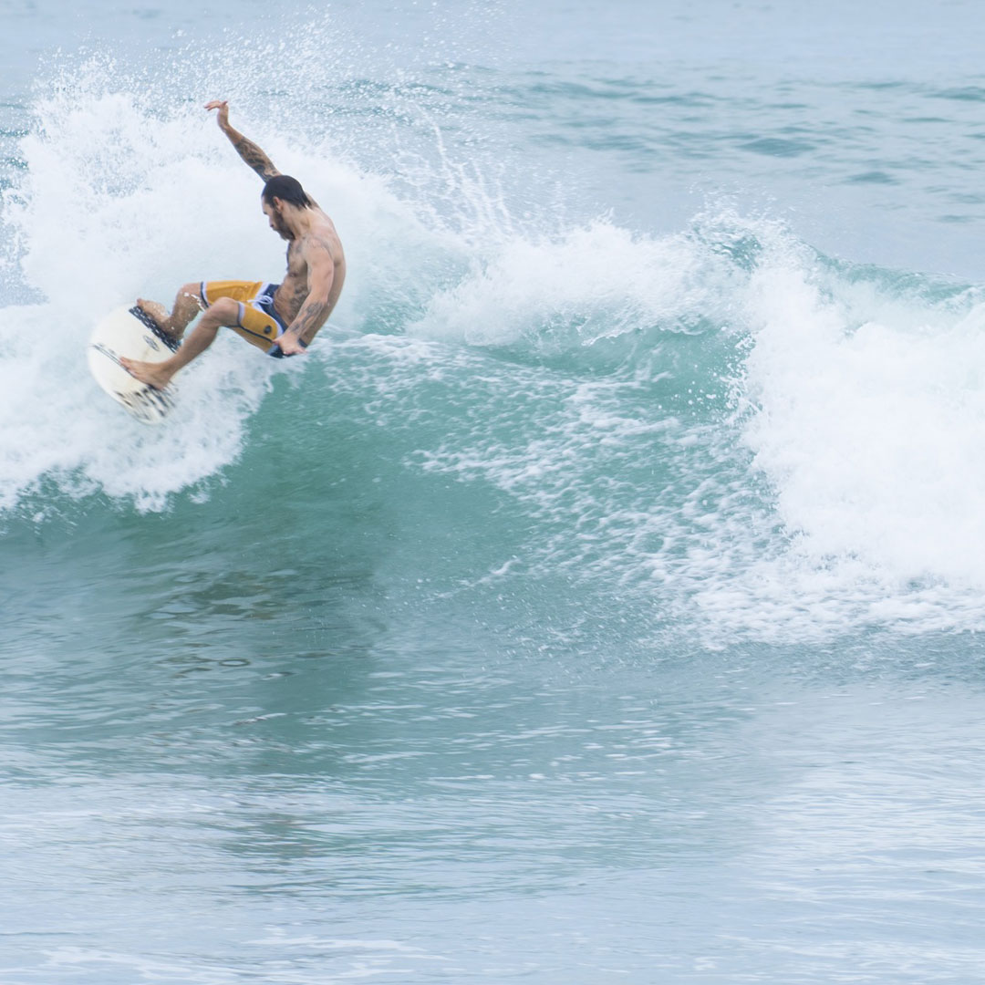 surfing in playa carmen costa rica